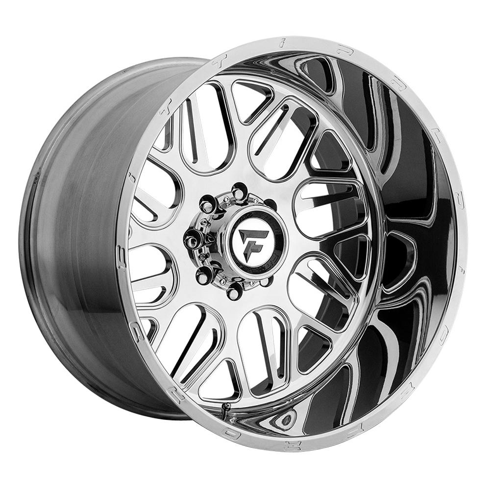 Fittipaldi Offroad Wheels FTF14 Alpha - Polished Rim