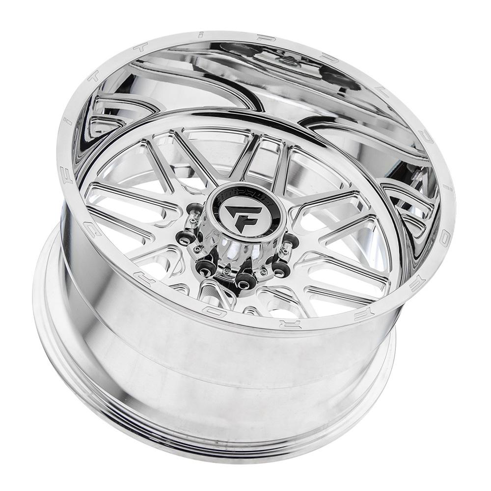 Fittipaldi Wheels FTF18 Alpha - Polished Rim