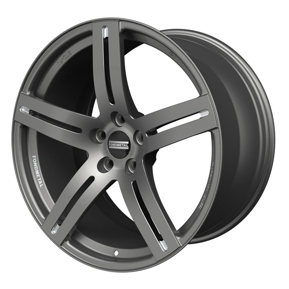 Fondmetal Wheels 190HM STC-F1 - Titanium Milled Rim - 21x13