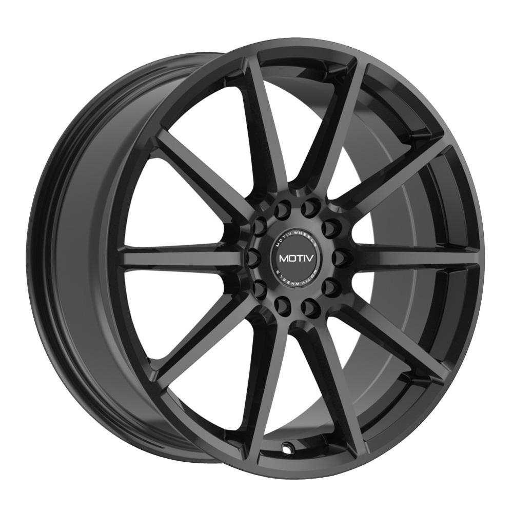 Motiv Wheels 431B Elicit - Gloss Black Rim