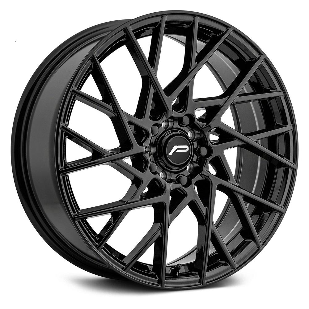 Pacer Wheels 792B Infinity - Black Rim
