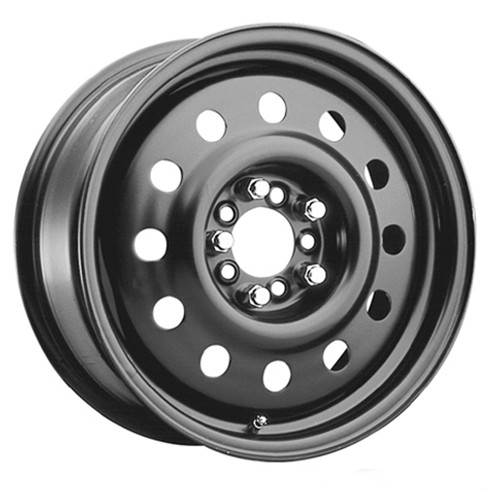 Pacer Wheels 83B FWD Mod - Matte Black Rim - 13x5.5