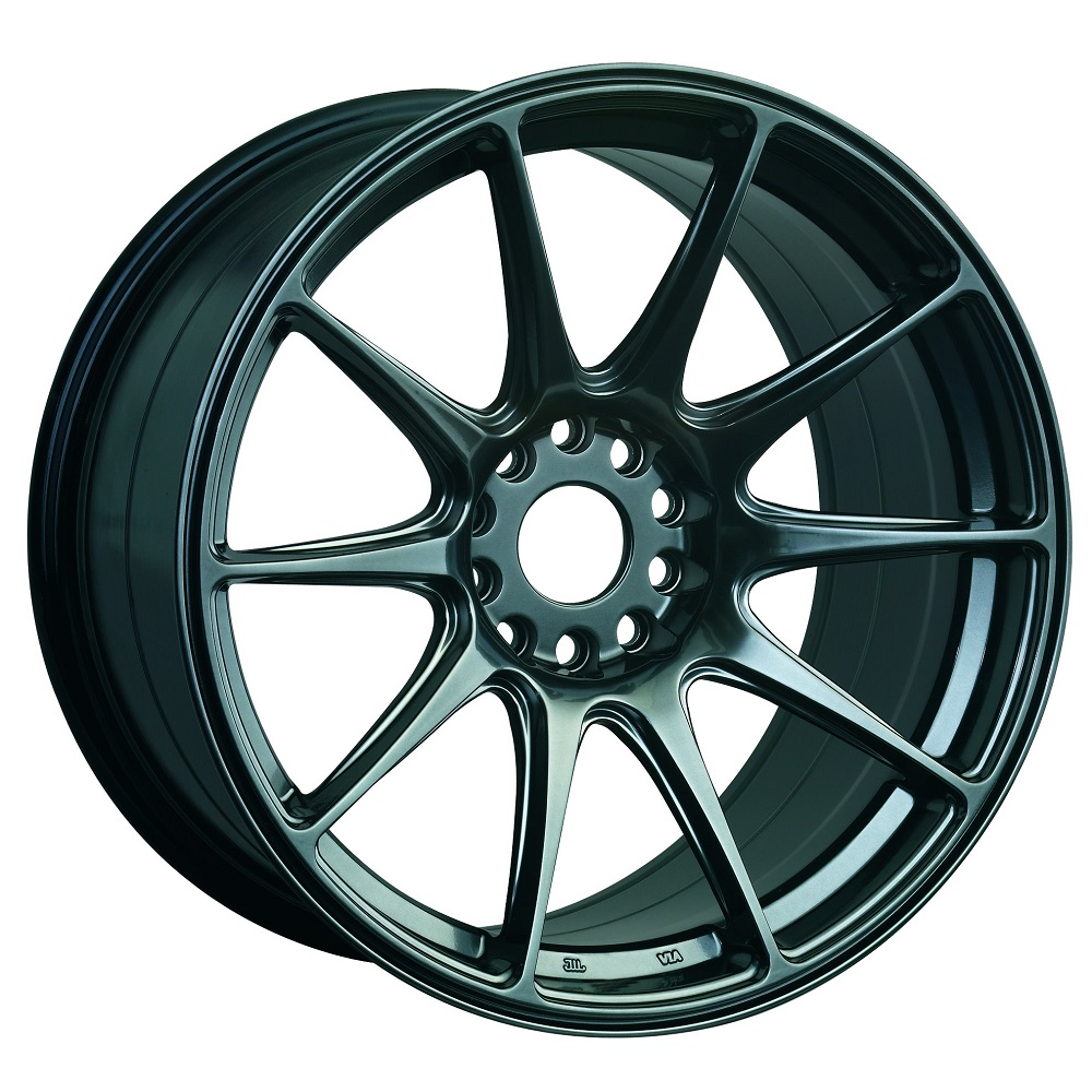 XXR Wheels 527 - Flat Black Rim - 15x8.25