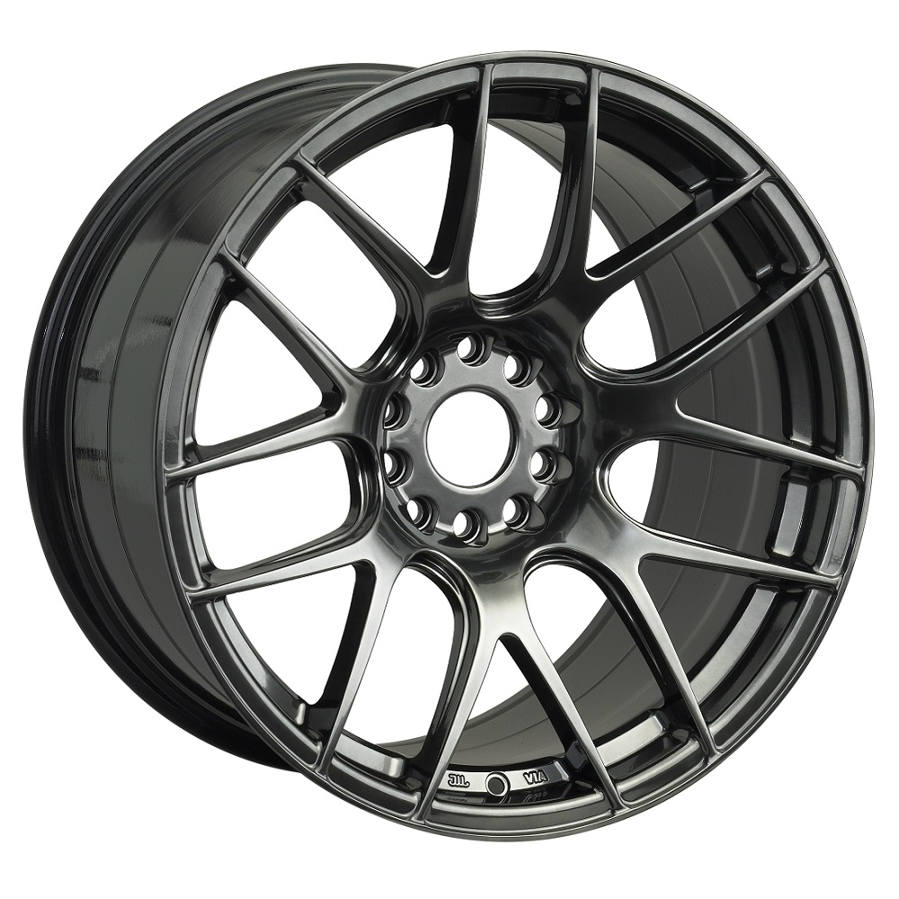 XXR Wheels 530 - Hyper Black Rim - 15x8.25