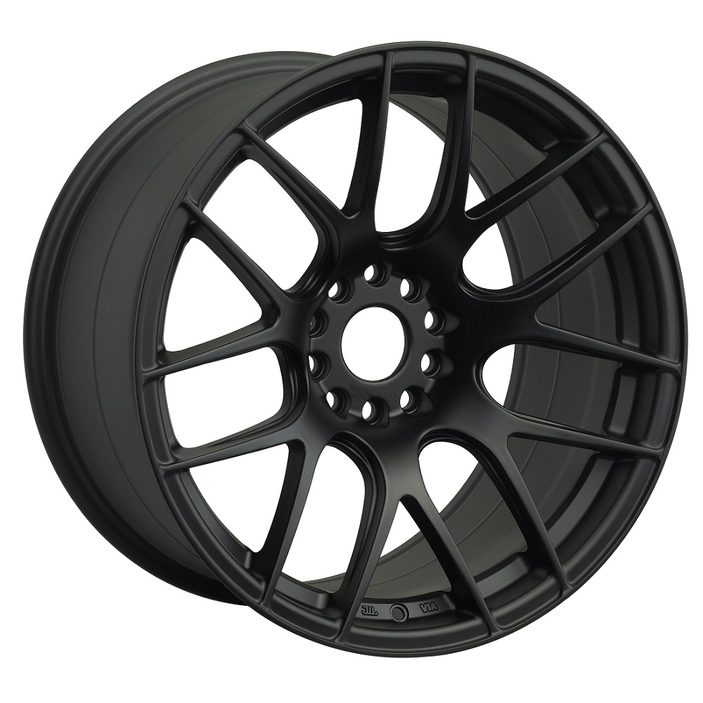 XXR Wheels 530 - Flat Black Rim - 15x8.25