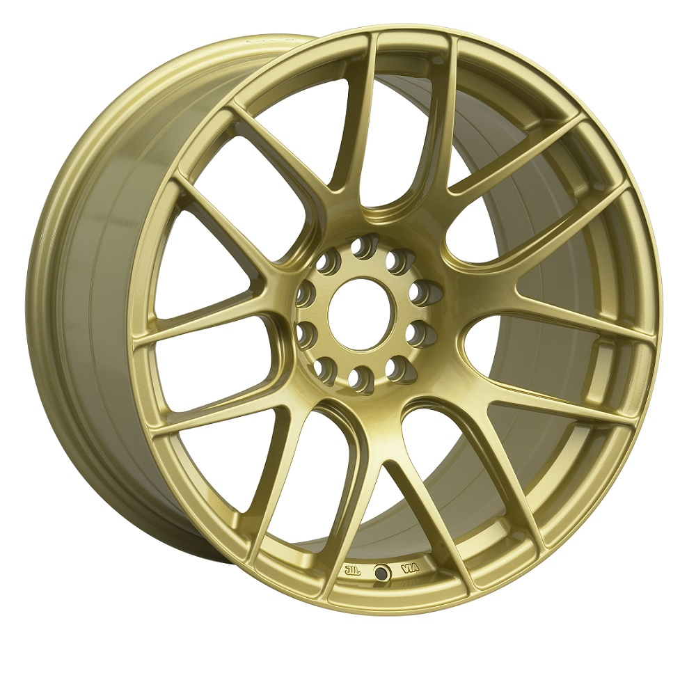 XXR Wheels 530 - Gold Rim - 15x8.25