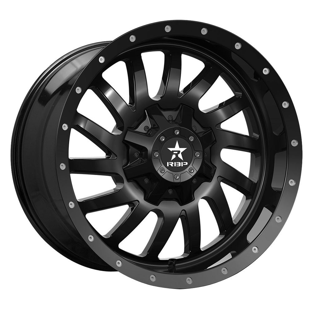 RBP Wheels 78R Uzi - Gloss Black Rim