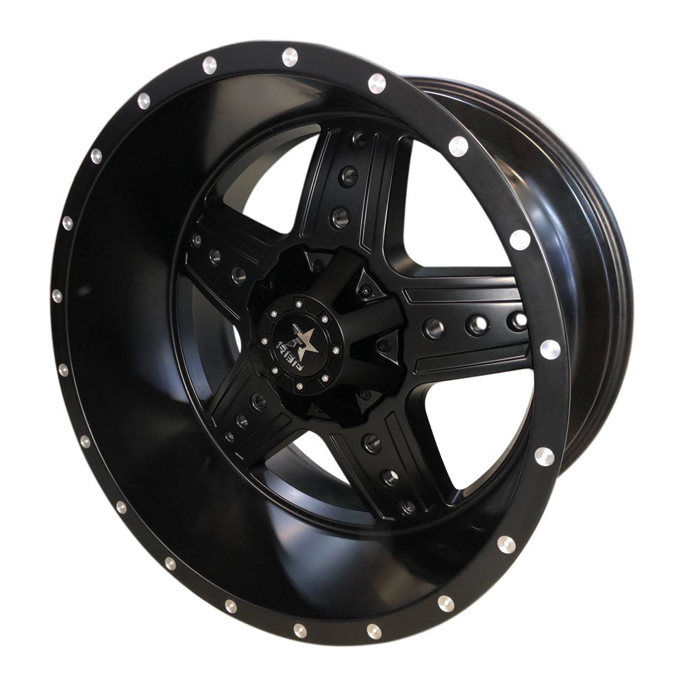 RBP Wheels 90R Colt - Satin Black Rim
