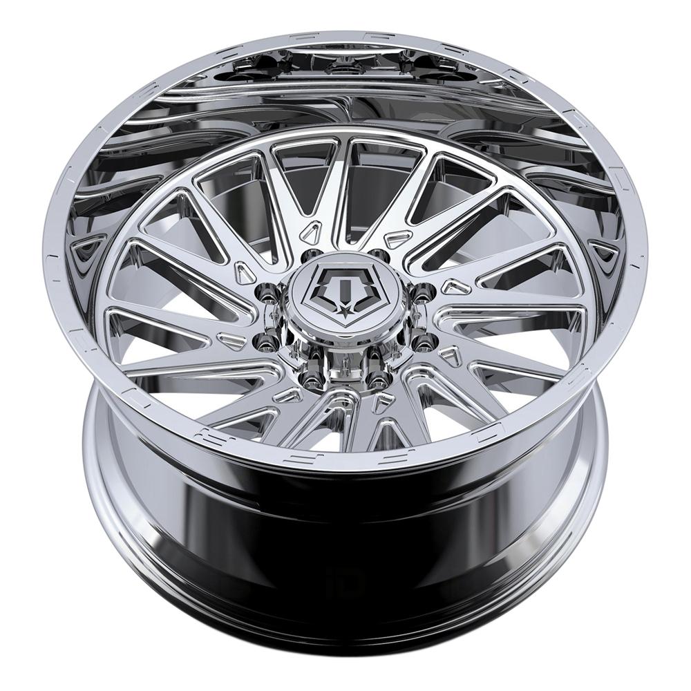 TIS Wheels 547C - Chrome Rim