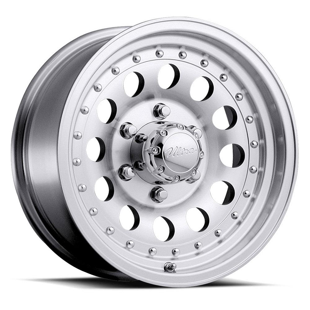 Ultra Wheels 062 Mod - Machined w/ Clear Coat Rim