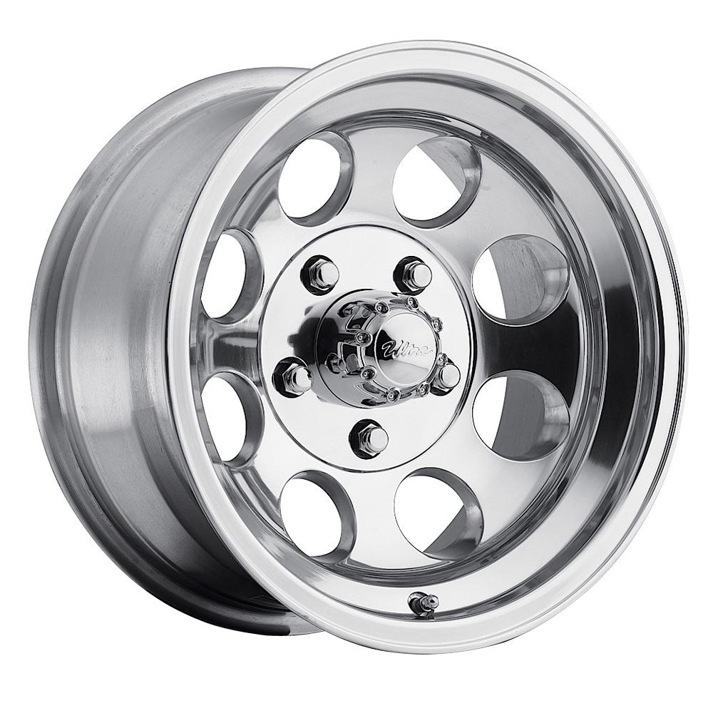 Ultra Wheels 164 - Polished Rim