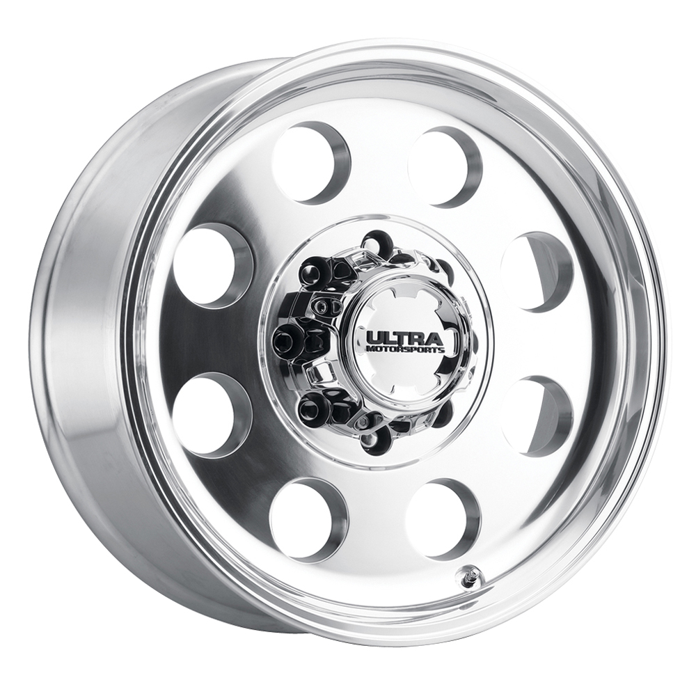 Ultra Wheels 164 - Polished Rim