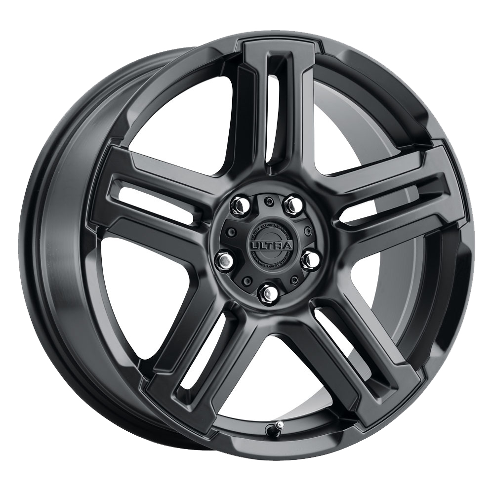 Ultra Wheels 258 Prowler CUV - Satin Black Rim