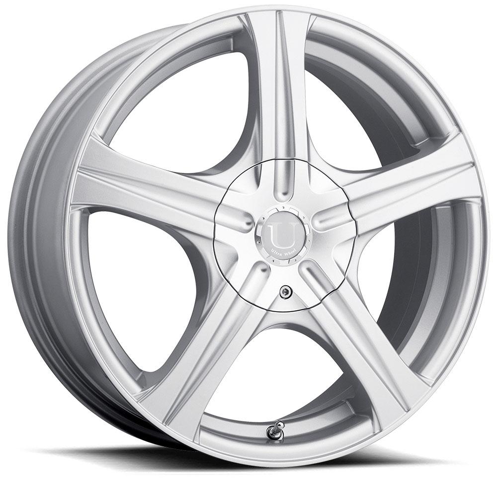 Ultra Wheels 403Slalom - Gunmetal Rim