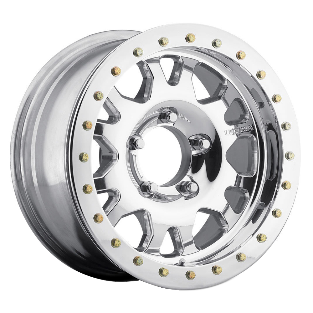 Ultra Wheels 101 Xtreme - Mach Forge/Polish True B-lock Rim
