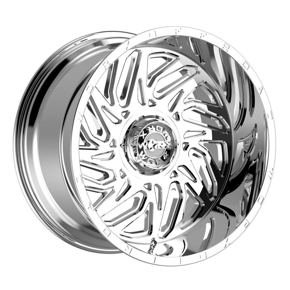 Worx Wheels 817C Carnage - Chrome Rim