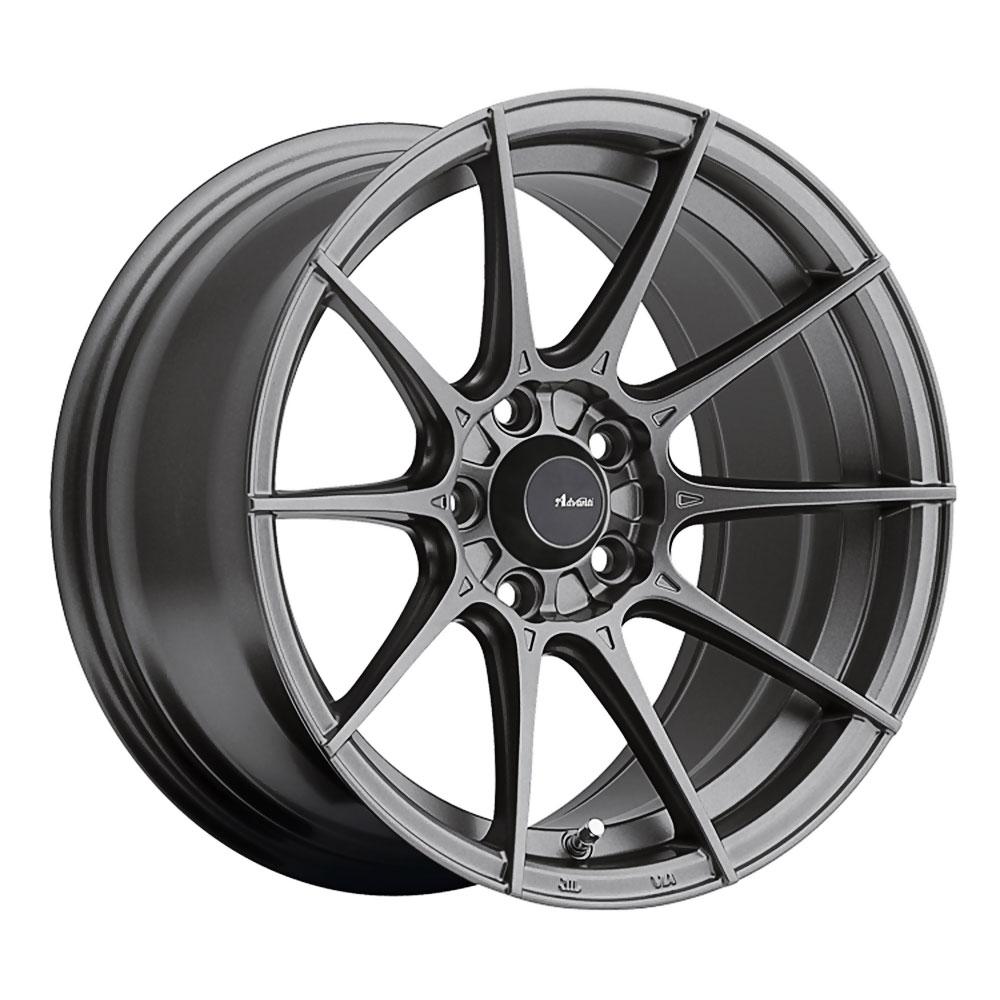 Advanti Wheels Storm S1 - Matte Grey Rim