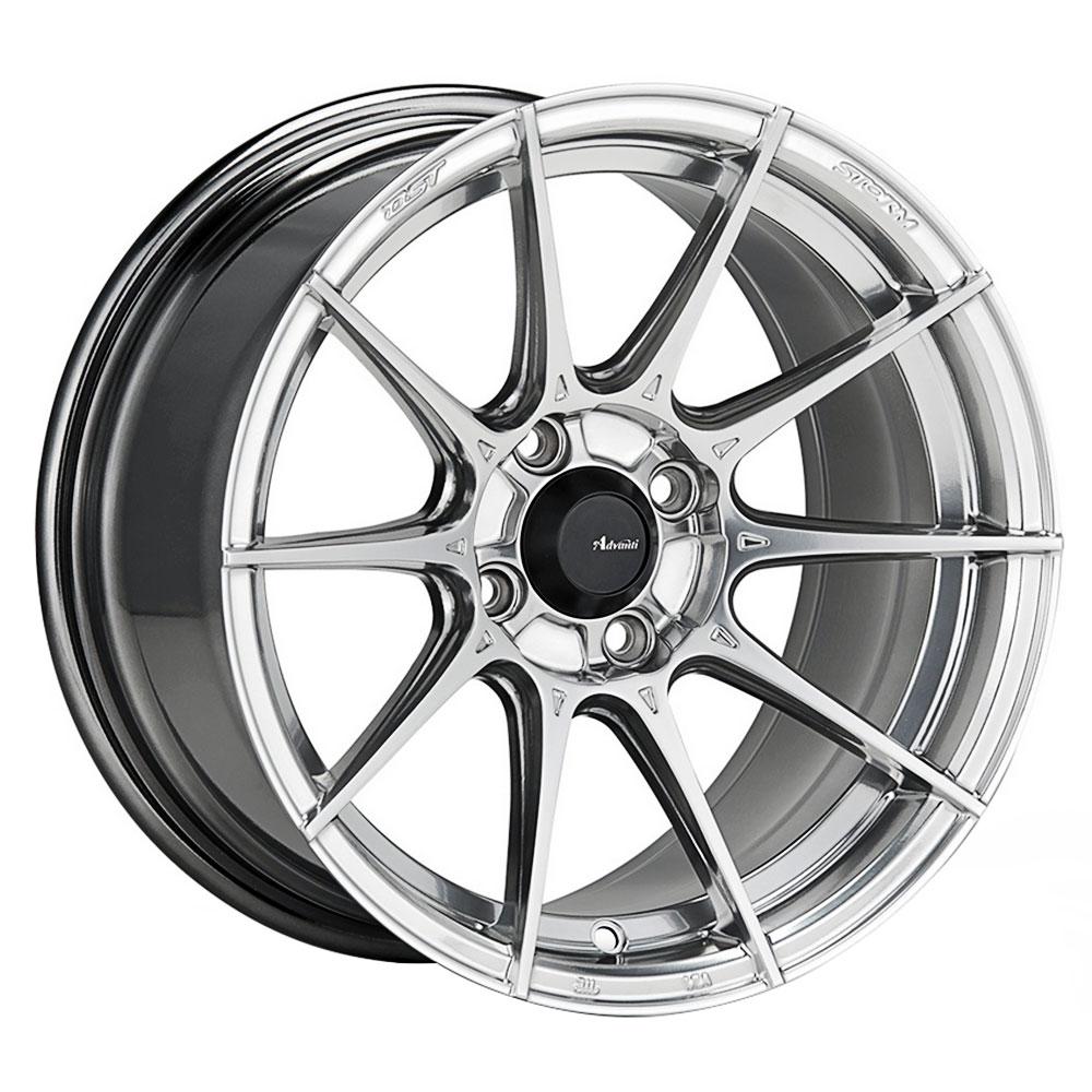 Advanti Wheels Storm S1 - Titanium Rim