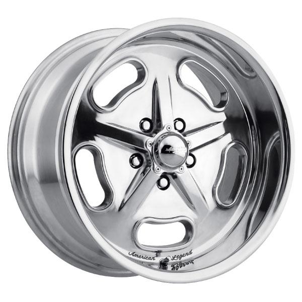 American Legend Wheels Racer - Polished Rim