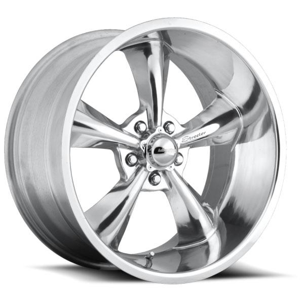 American Legend Wheels Streeter - Polished Rim