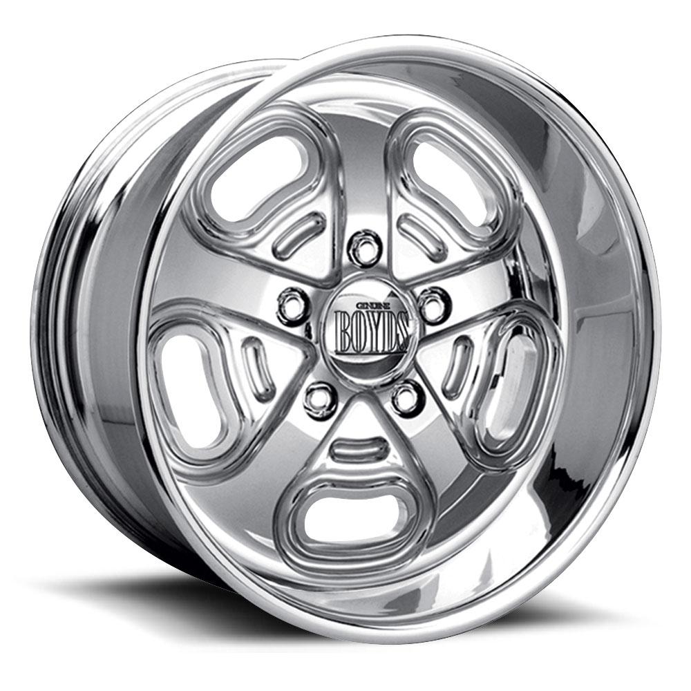 Boyd Coddington Wheels Classic 2 - Polished Rim