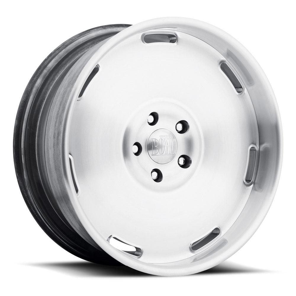 Boyd Coddington Wheels Flat Top - Polished Rim