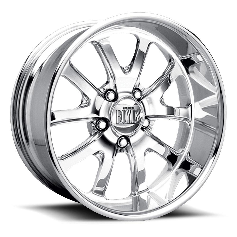 Boyd Coddington Wheels GT - Polished Rim