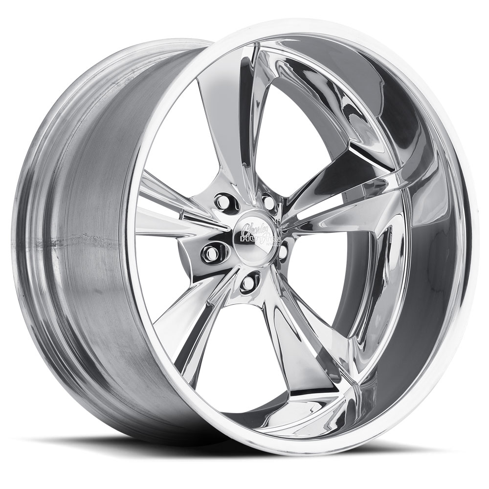 Boyd Coddington Wheels Pro Rod - Polished Rim