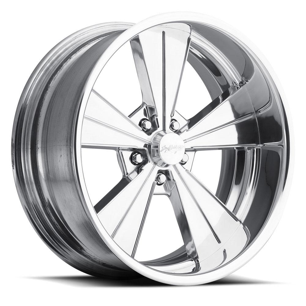 Boyd Coddington Wheels Rumbler - Polished Rim