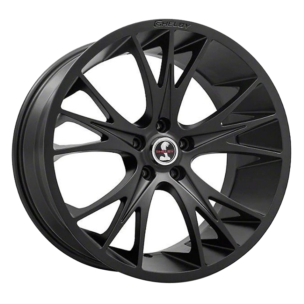 Carroll Shelby Wheels CS-1 - Black