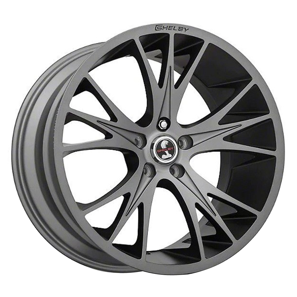 Carroll Shelby Wheels CS-1 - Gunmetal Rim