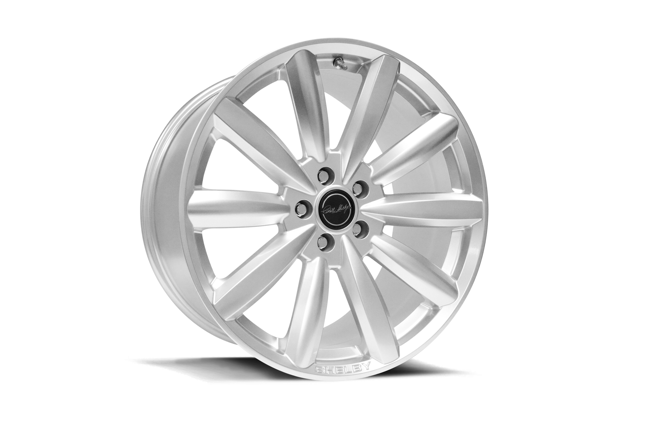 Carroll Shelby Wheels CS80 - Chrome Powder Rim