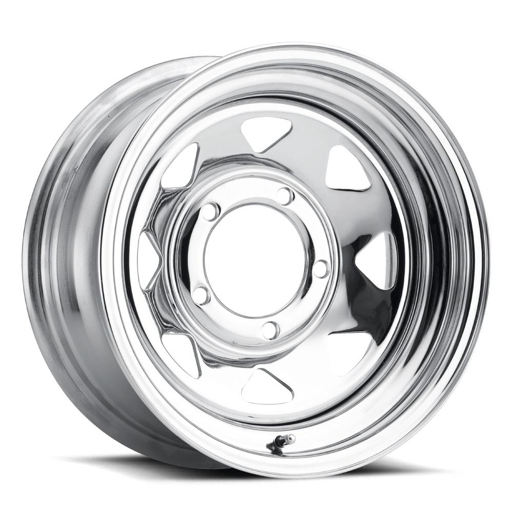 Cragar Wheels 315 Nomad - Chrome Rim