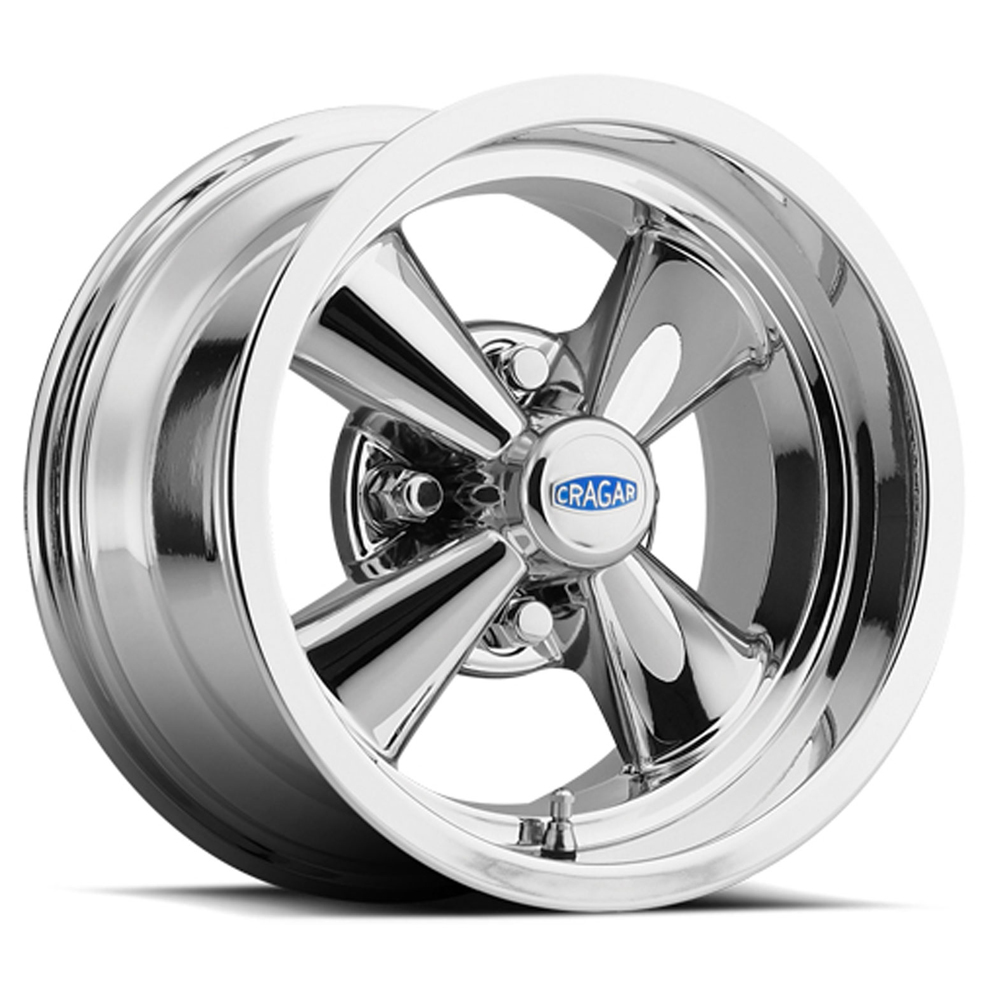 410C S/S Golf Carts - Chrome - 10x7