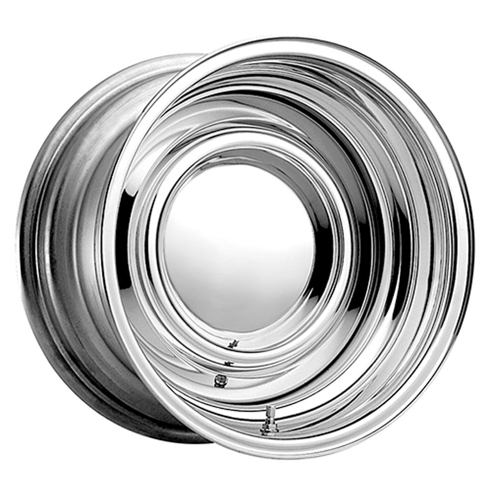 Hot Rod Hanks Wheels 61CH Smoothie - Chrome Rim