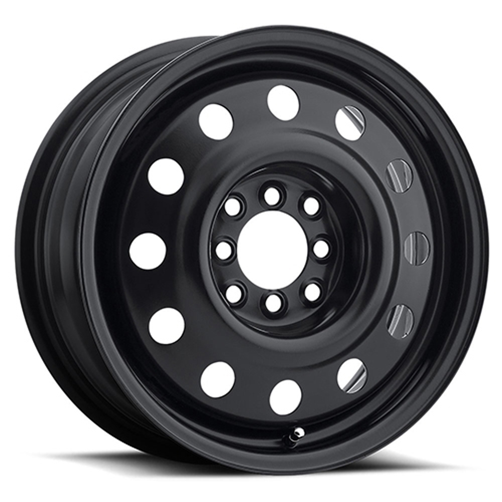 Unique Wheels 83 OEM - Matte Black Rim - 13x5.5