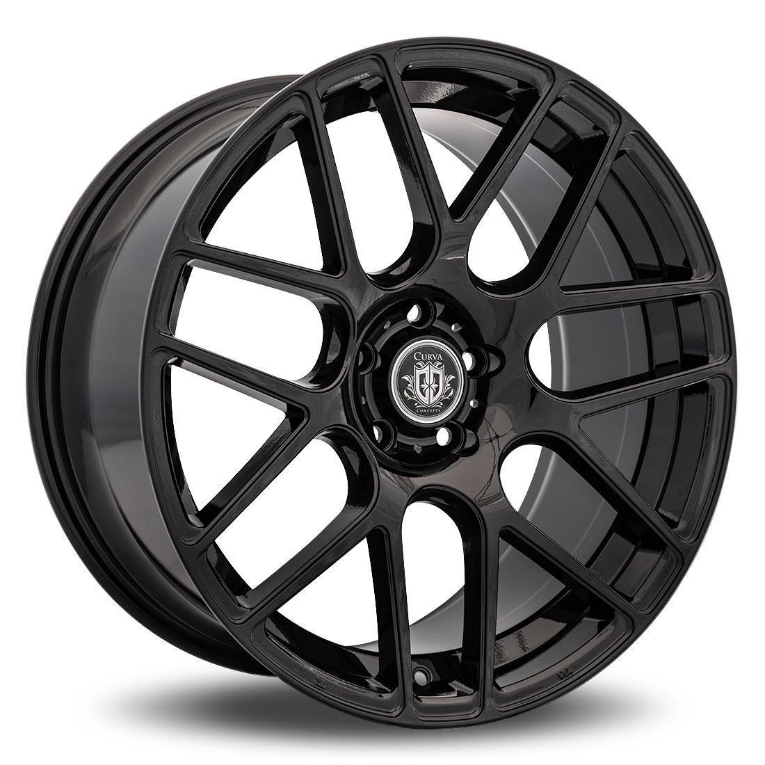 C7 - Gloss Black