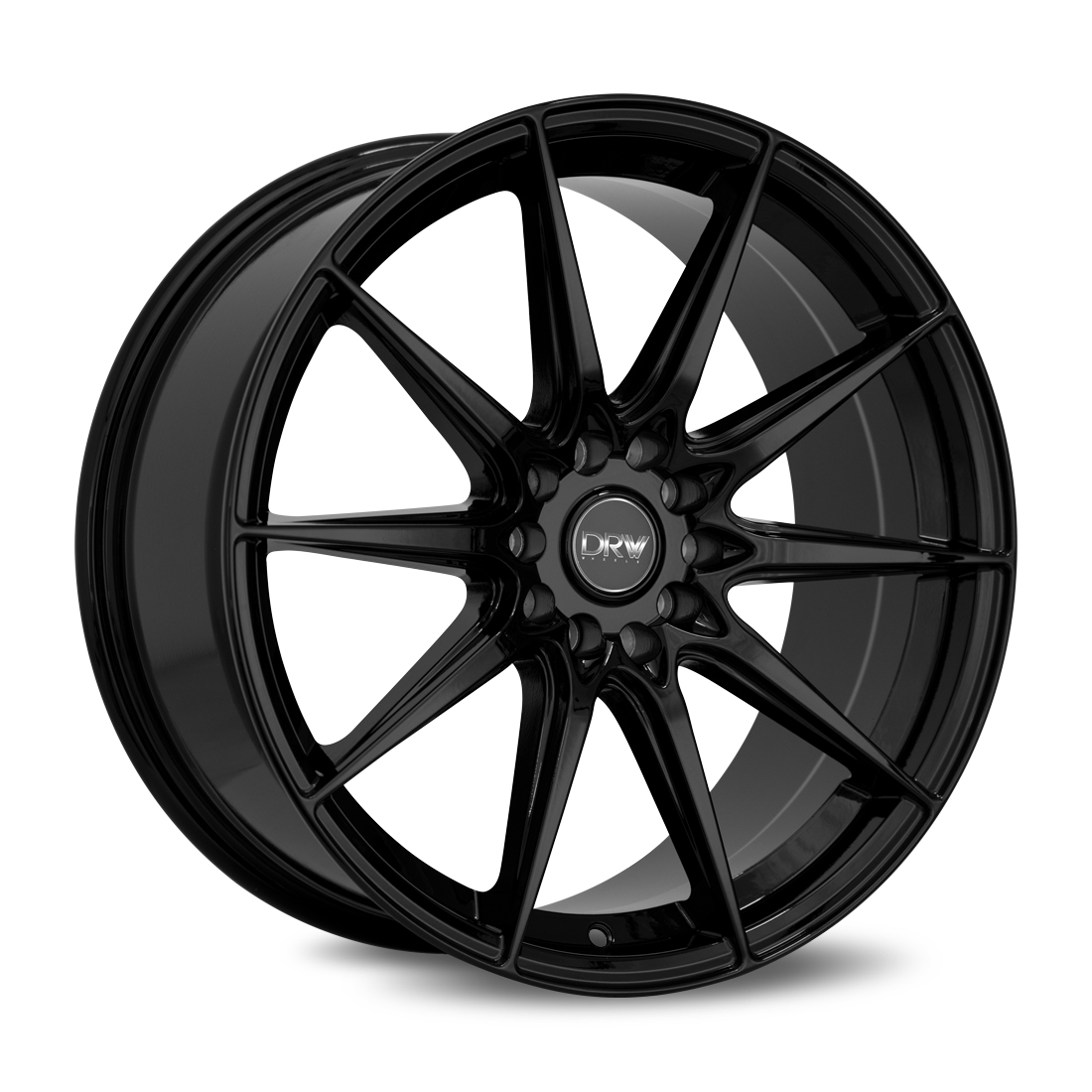 Diablo Racing Wheels DRW D19 - Gloss Black Rim