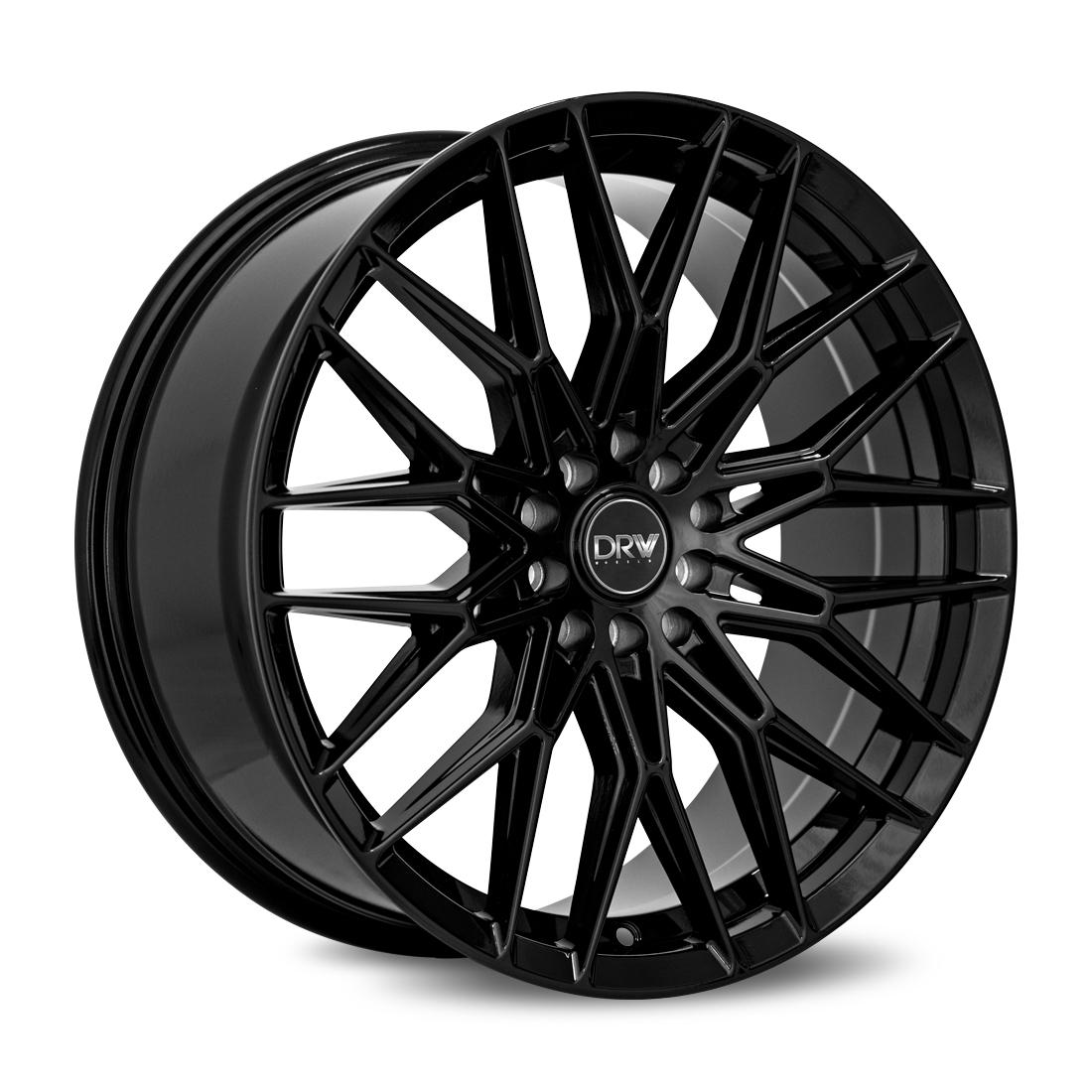 Diablo Racing Wheels DRW D21 - Gloss Black Rim