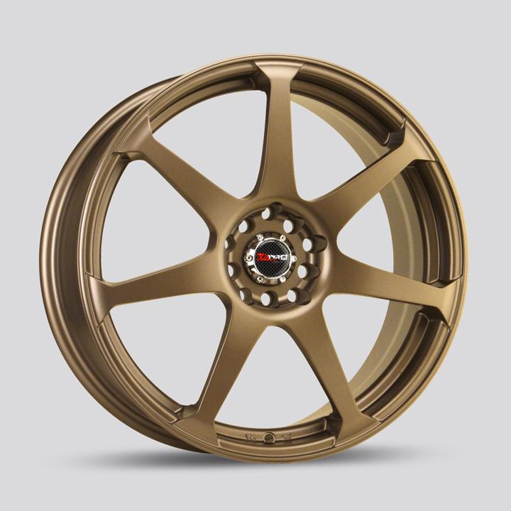 Drag Wheels DR33 - Bronze Rim