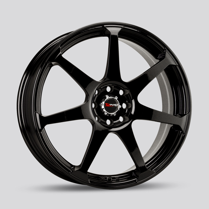 Drag Wheels DR33 - Gloss Black Rim