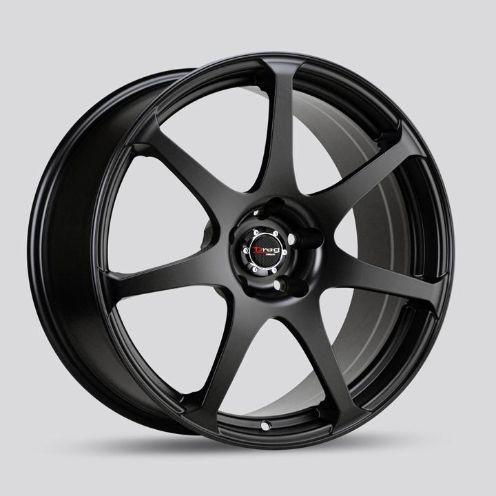 Drag Wheels DR48 - Flat Black