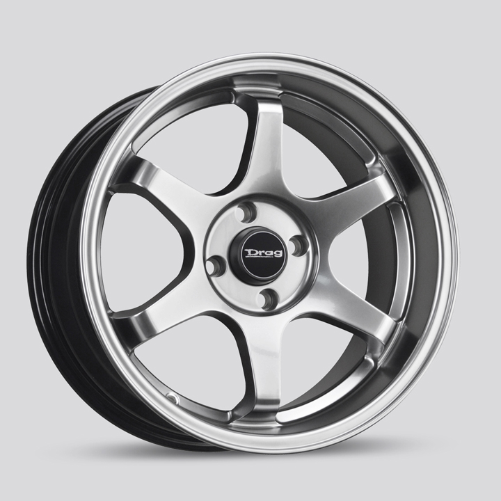 Drag Wheels DR53 - Hyper Black