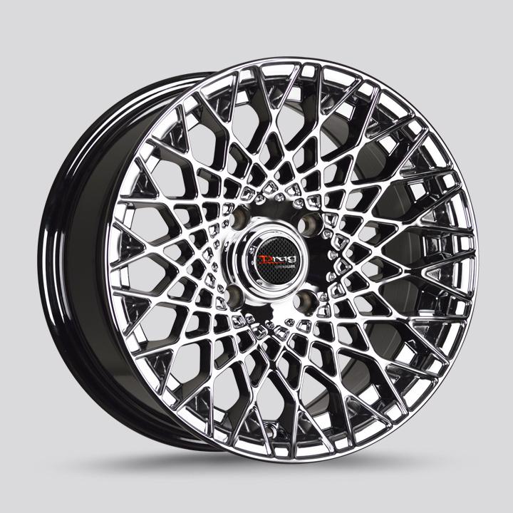 Drag Wheels DR65 - Virtual Chrome