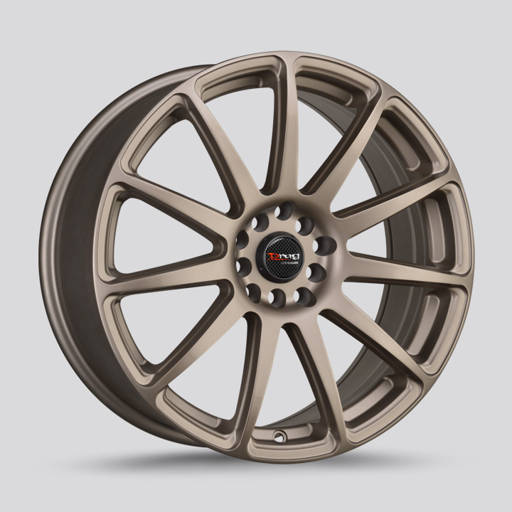 Drag Wheels DR66 - Rally Bronze
