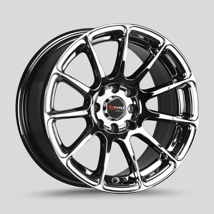 Drag Wheels DR66 - Virtual Chrome