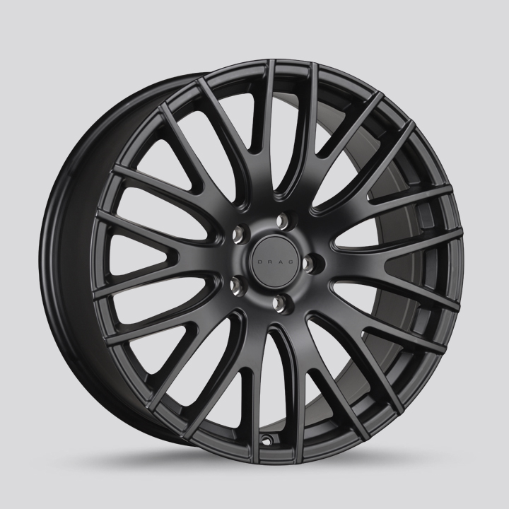 Drag Wheels DR69 - Flat Black