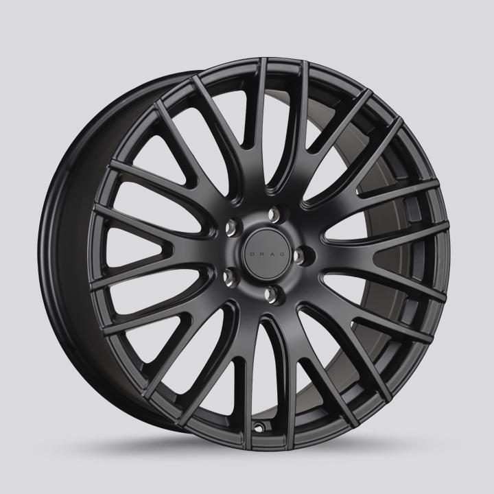 Drag Wheels DR69 - Silver Rim