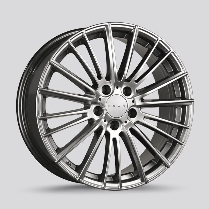 Drag Wheels DR71 - Hyper Black
