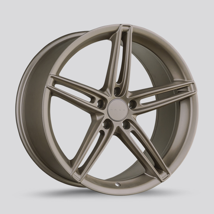 Drag Wheels DR73 - Rally Bronze